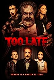 Poster-Too Late